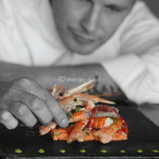 Fabrice Bechemin Gastronomie