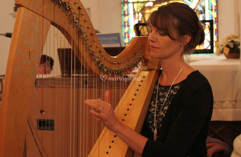 Marion Pollet Cérémonie Eglise