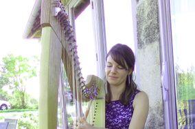Marion Pollet -Harpiste