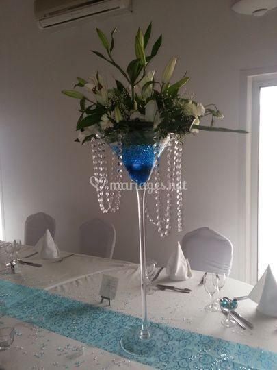 Vase martini