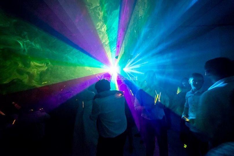Laser RGB