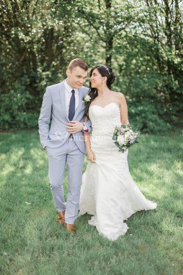 Mariage de Viviana et Maxime