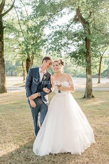 Mariage de Audrey et Anthony