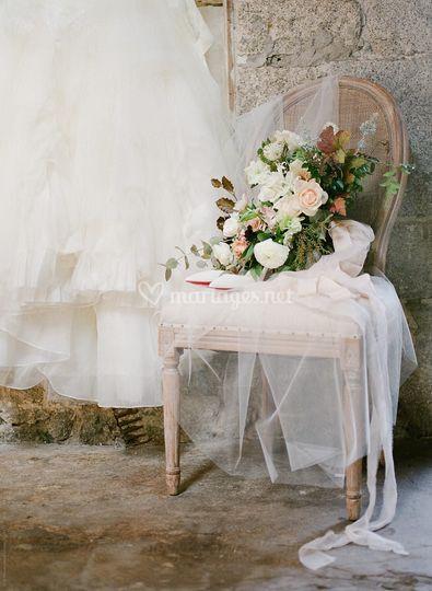 En attendant la mariée