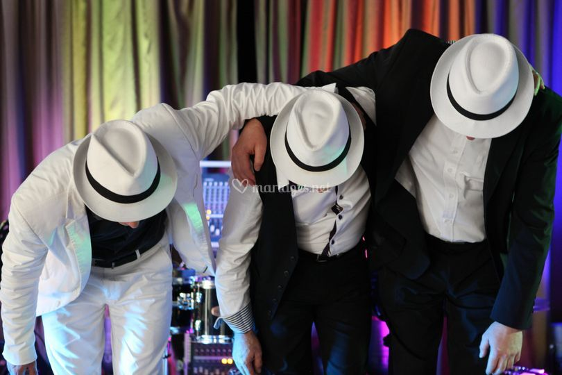 Fred Swing trio vous salue