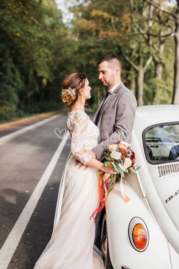 Photo mariés