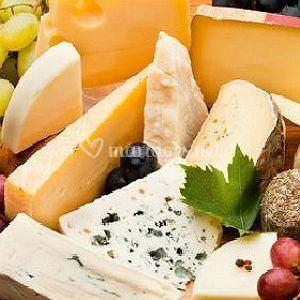 Grande variété de fromages