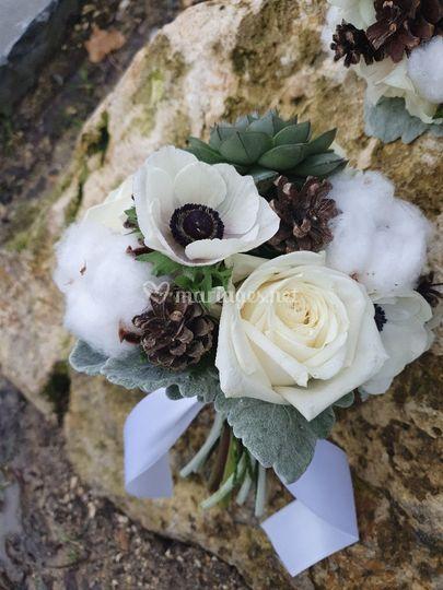 Bouquet de demoiselle d'honneu