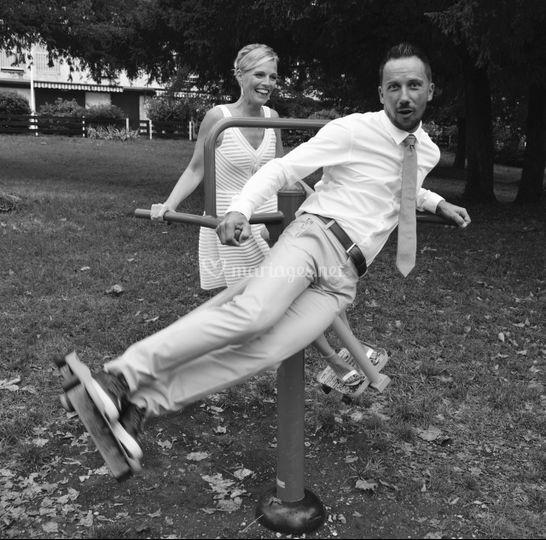 Elodie & Stéphane