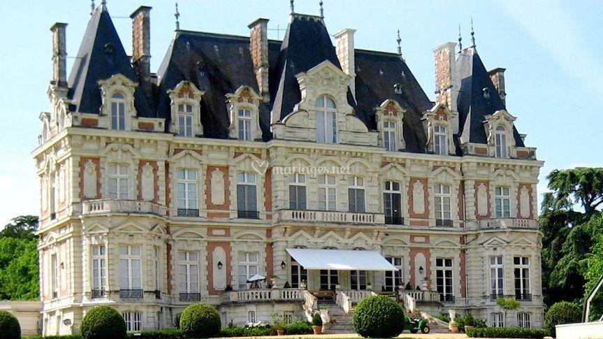 Le Château de La Douve d'Armaillé
