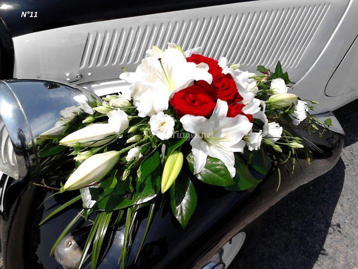 Décor fleurs mariage