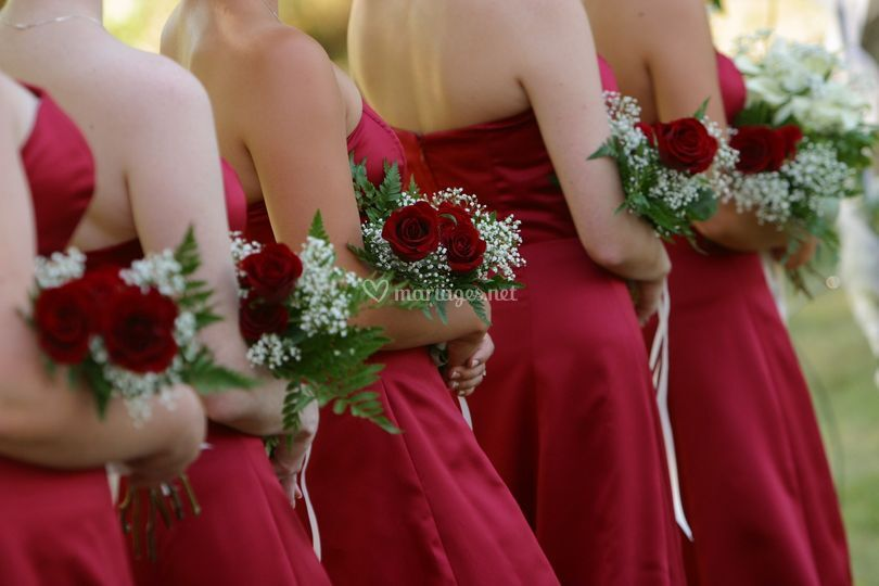 Mariage Rouge & Blanc