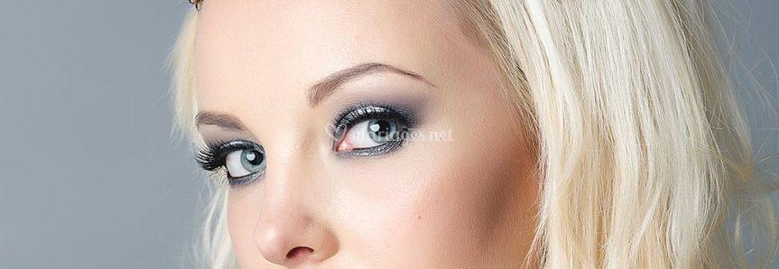 Maquillage plus chargé