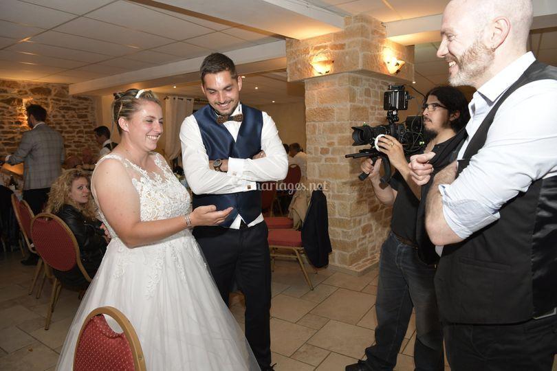 Enzo Stark mariés