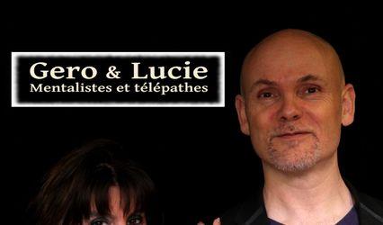 Gero & Lucie - Mentalistes et Télépathes 1
