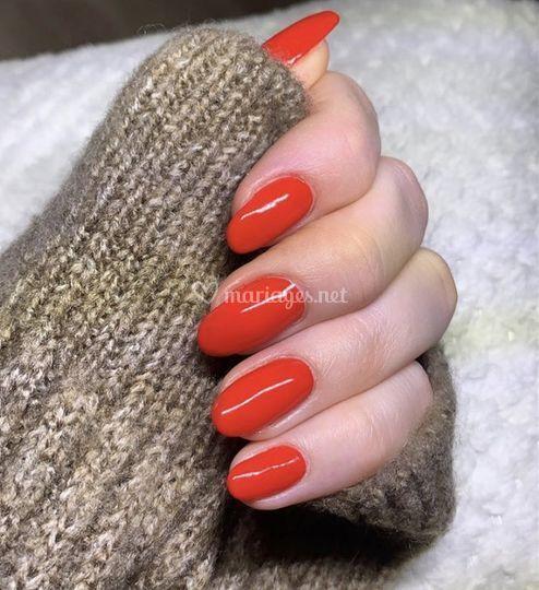 Gel ongles