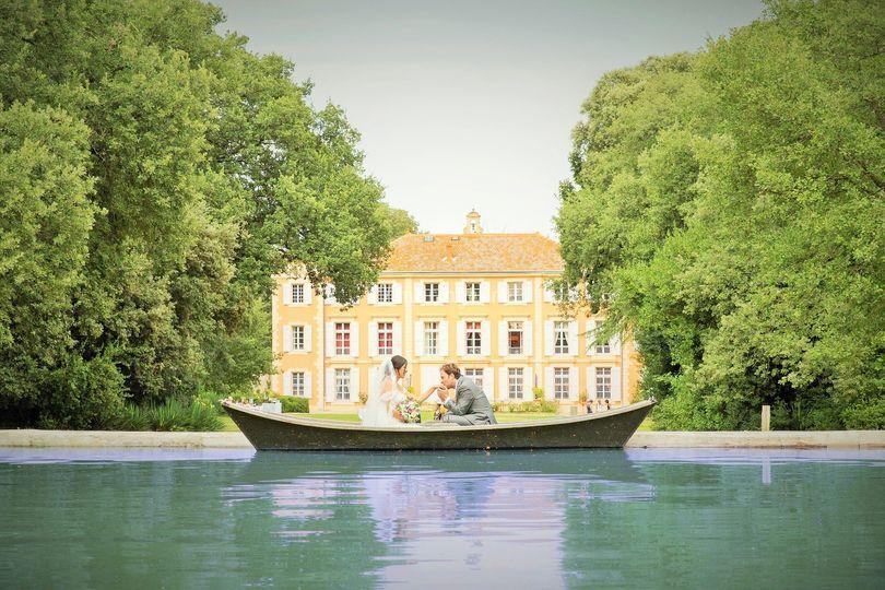 Parc Château de Roquelune