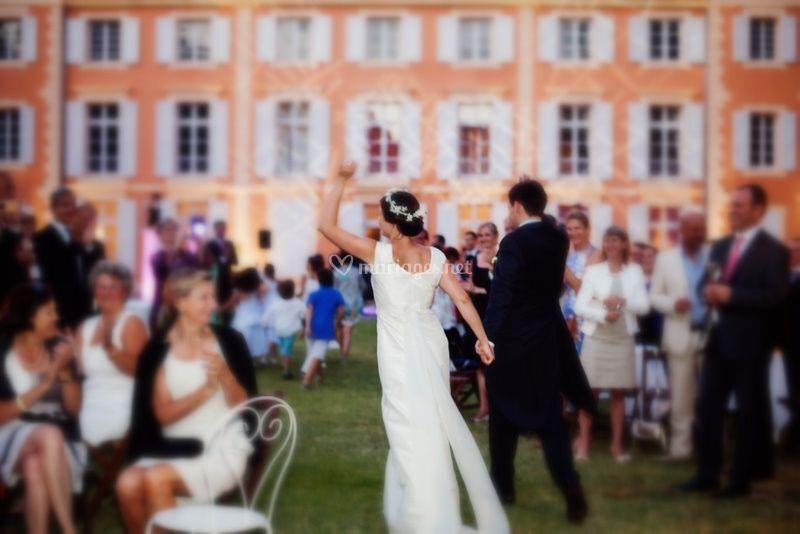 Mariage Château de Roquelune