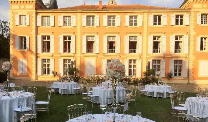 Dîner Château de Roquelune