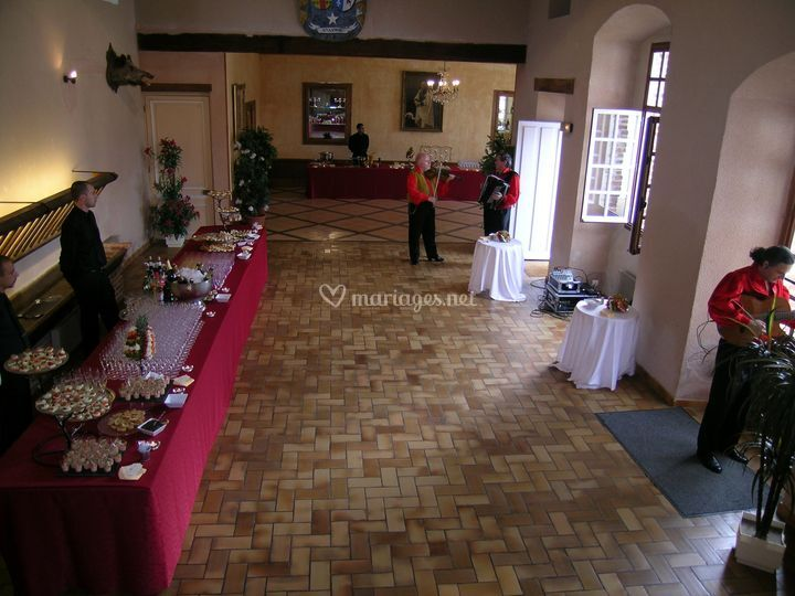 Salle des rois
