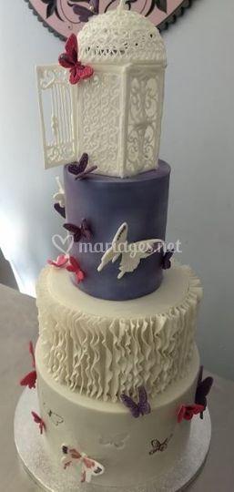 Gâteau liberté
