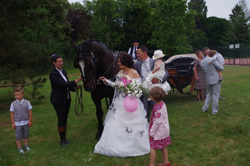 Photos pour les mariés