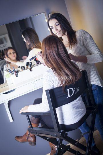 Maquillage studio