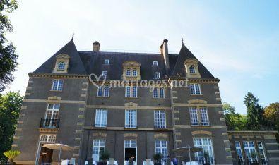 entre principale sur restaurant le chteau - Chateau De Wendel Hayange Mariage