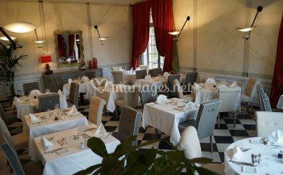 restaurant le chteau - Chateau De Wendel Hayange Mariage