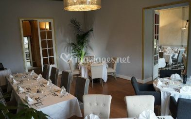salle sur restaurant le chteau - Chateau De Wendel Hayange Mariage