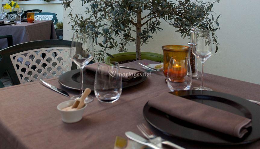 Les détails de la table