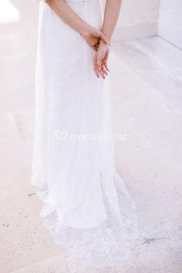 Robe Nina dentelle -2021