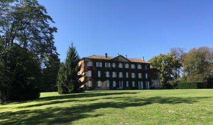 Château de Césarges 1