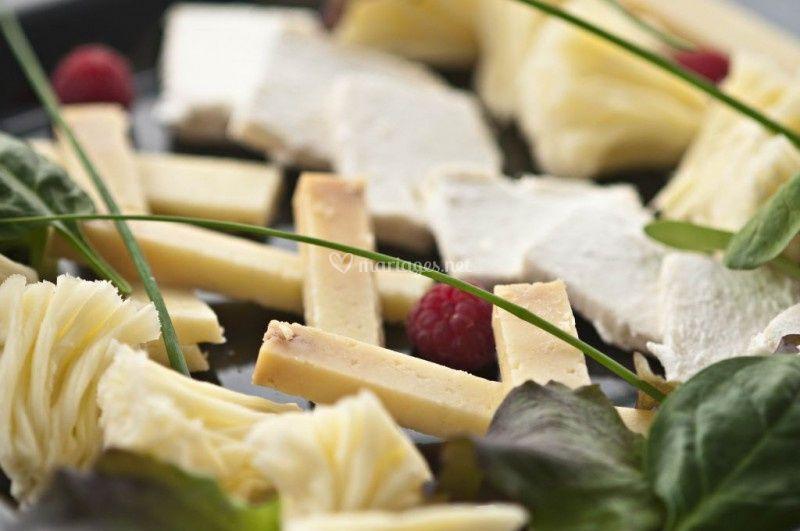 Le fromage de chez Betty