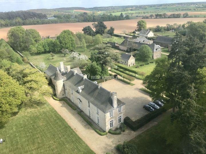 Château de Bruc