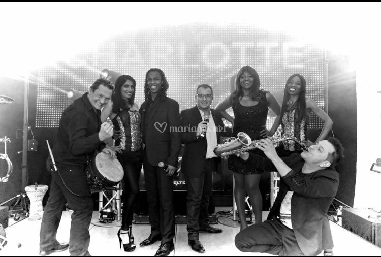 Dj & groupe live lionel t