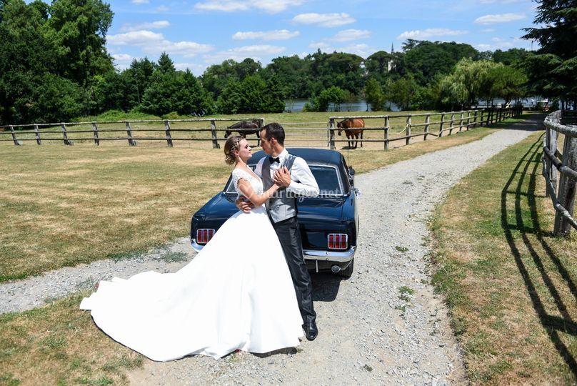 Mariage en coupé 65