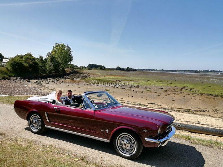 Mustang Cabriolet 64
