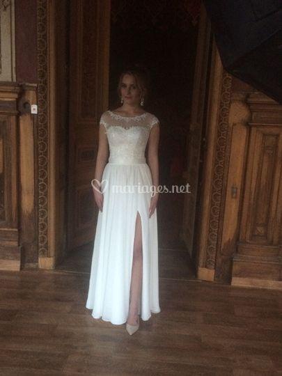 Anastasia mariée