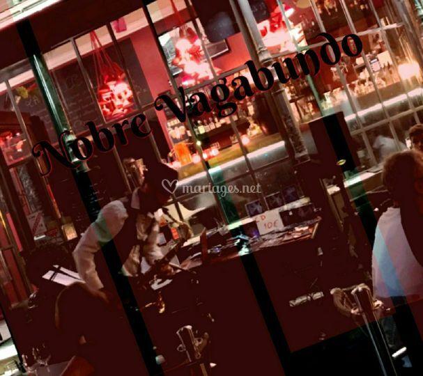 Entree Musical Au restaurant