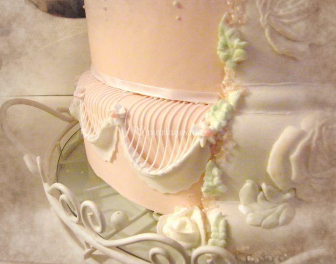 Decoration Glacage Royal De Sani Weddingcakedesign Photo 62