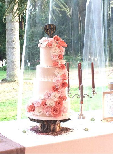 Wedding Cake en situation