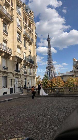 Séances photos Paris