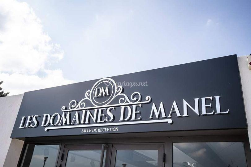 Les Domaines de Manel.