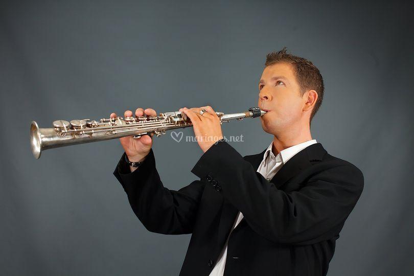 Saxo cérémonie religieuse