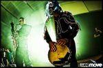 Show sax + percu live