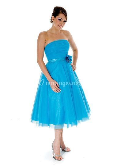 Robe en tulle divers coloris