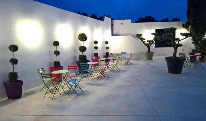Exterieur patio d'Emmanuel