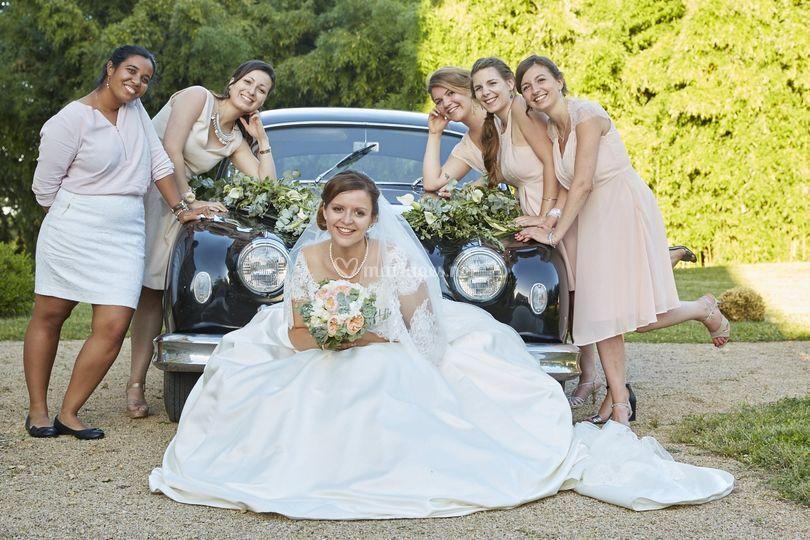 Mariage sur site en bourgogne