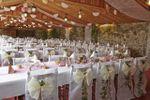 Mariage rose & blanc